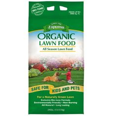 Espoma EOLF29 Organic All Season Lawn Food Fertilizer 29Pound ** Read more reviews of the product by visiting the link on the image.