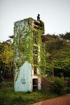 조각공원, 안면도, 대한민국 (Sculpture Park, Anmyeon-do Island, South Korea)