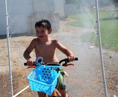 PVC Bike Mister