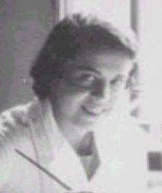 La química Dorotea Barnés González (1904-2003) nació un 21 de diciembre.