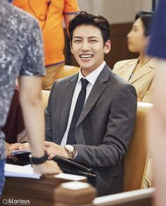 "[Drama] Ro-co King Ji Chang Wook, ""Every moment I was happy"" Ji Chang Wook Abs, Ji Chang Wook Smile, Ji Chan Wook, Park Hae Jin, Park Seo Joon, Suspicious Partner Kdrama, Ji Chang Wook Photoshoot, Song Joong, Handsome Korean Actors"