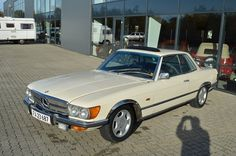 Mercedes 450 SEL 4,5 | CC Cars.dk