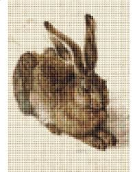 The Young Hare by The Art of Stitch