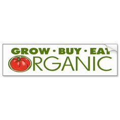 Take responsibility for your own food source,Become Independent & Sustainable. Grow Organic!