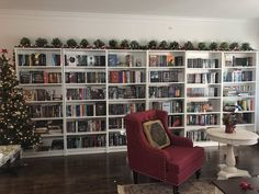 Sasha Alsberg's (abookutopia on YouTube) beautiful bookshelves!