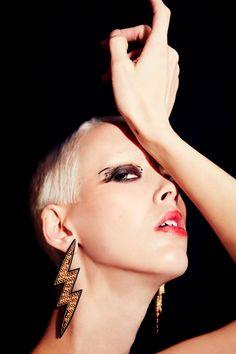 Shot by Annica Eklund Studio Creative Director, Septum Ring, Slim, Studio, Color, Jewelry, Fashion, Moda, Colour