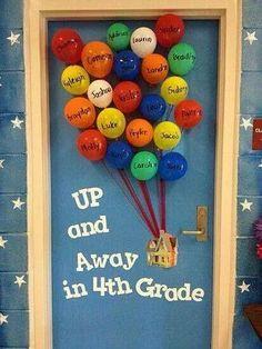 Super cute for a classroom!