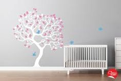 wall decals for baby girl nursery australia - Google Search