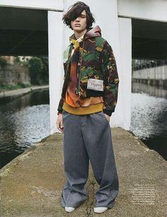 357340b079ee3c Liam Gardner - Brit Pop (GQ Style UK) Gq Style