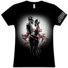 Avenged Sevenfold Lovers women's tee