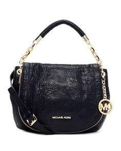 MICHAEL Michael Kors  Medium Stanthorpe Shoulder Bag. pretty good!!
