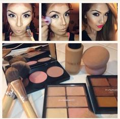 Contouring.. best thing invented in the world of makeup
