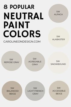 Beige Paint Colors, Bedroom Paint Colors, Paint Colors For Home, House Colors, Gray Paint, Colors For Kitchen Walls, Best Greige Paint Color, Lowes Paint Colors, Calming Paint Colors