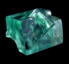Fluorite from Eastgate Quarry, Weardale, County Durham, England