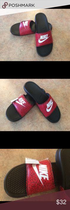6827b74bf2c9 NWT mens Benassi Jodi print slides New with tags mens Benassi print slides  Nike Shoes Sandals