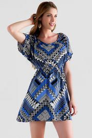Arteaga Printed Dress