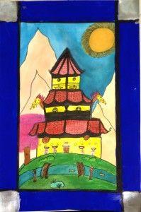 Pagoda Lesson architecture