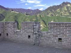 Liu Bolin ~ The Invisible Man ~ Photo by...His team©