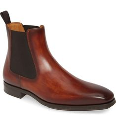 Leather Chelsea Boots, Men's Shoes, Nordstrom, Spanish, Tech, Free Shipping, Water, Style, Gripe Water