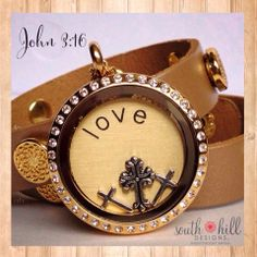 Create a one-of-a-kind locket for yourself or someone you love with South Hill Designs. Many lockets and over 455 charms to choose from!  Order online anytime at www.southhilldesigns.com/Candace11