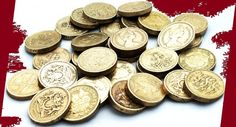 One Pound  COINS/  CHOICE OF DATE