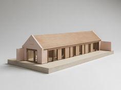Workshop Architecture, Maquette Architecture, Architecture Model Making, Architecture Concept Drawings, Studios Architecture, Museum Architecture, Interior Architecture, Contemporary Cottage, Modern Cottage