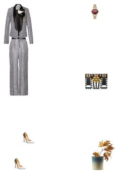 """""""Grace"""" by zoechengrace on Polyvore featuring Lanvin, Givenchy, Christian Louboutin and Karl Lagerfeld"""