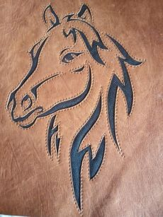 Leather Engraving, Leather Carving, Leather Art, Sewing Leather, Custom Leather, Leather Design, Leather Jewelry, Leather Tooling Patterns, Leather Pattern