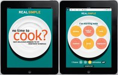 Real Simple - fast dinners iPad Simple to use and has delicious meals everyone loves. Meals Everyone Loves, Cooking App, Seafood Pasta, Real Simple, Fast Dinners, Food Articles, Recipe Sites, New Ipad, Quick Easy Meals