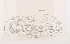 Living Lines Library: アキラ / Akira (1988) - Model Sheets & Production Drawings