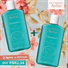 #PROMOÇÃO  Pra quem ama #Avéne temos um kit com um preço super especial você compra dois CLeanance Gel e paga apenas R$82 34!  Aproveita!  http://ift.tt/2aof8SN  #sale #limpezadapele #cleanance #geldelimpeza #eauthermale #águatermal #instabeauty #beleza #cabelo #cabelos #cosmetico #cosmeticos #dermato #dermatologia #dermo #dermocosmetico #dermocosmeticos #kutiz #kutizbeaute #kutizcosmeticos #makeup #maquiagem #saude