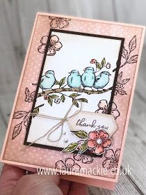 Stampin' Up! with Laura Mackie Independent Demonstrator: Stamp N' Hop! N… Stampin' Up! with Laura Mackie Independent Demonstrator: Stamp N' Hop! New Stampin' Up! Stampin Up Catalog, Stamping Up Cards, Rubber Stamping, Bird Cards, Flower Cards, Homemade Cards, Making Ideas, I Card, Thank You Cards