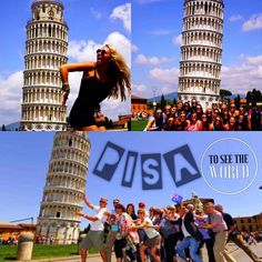 Não esquecer de tirar a clássica foto com seus óculos na torre inclinada de #Pisa   #oticaswannygoestoitaly #pisa #oticaswannyworld