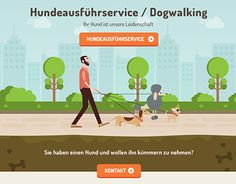 "Check out new work on my @Behance portfolio: ""Dogwalking webdesign"" http://be.net/gallery/53251955/Dogwalking-webdesign"
