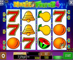 Čtyřválcová ovocovka! Hrajte ZDARMA! http://www.automaty-ruleta-zdarma.com/vyherni-automat-magic-fruits-4-online-zdarma/… Více na http://www.automaty-ruleta-zdarma.com!