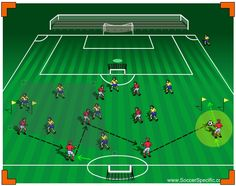 Switching the Attack to Exploit Wide Areas