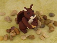 Sculpey III Autumn Squirrel | Polyform Products Company