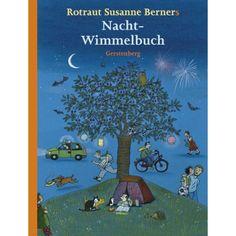 Nacht-Wimmelbuch - Rotraut Susanne