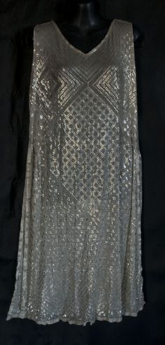 Beautiful Assuit dress from the 20s