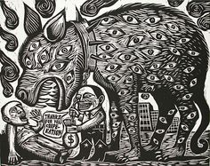 Artemio Rodriguez : The Beast That Sees It All, 2004