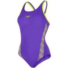 Speedo Women's Monogram Muscleback Swimsuit AW15