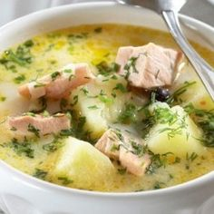 Lohikeitto, Finnish Salmon Chowder