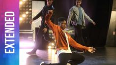 """The Next Step - Extended Dance: """"Do It Like This"""" (Season 4) James, West and Eldon are amazing"""