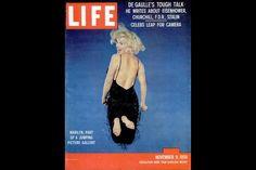 #MarilynMonroe LIFE Magazine November 9, 1959
