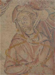 Fresque murale de Saint Jacques des Guerets