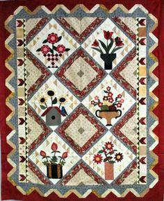 60 Pieced Quilt Borders | Books on Quilting | Pinterest | Quilt ... : pinterest quilt borders - Adamdwight.com