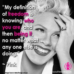 #Empowering Women Pink #superwomen #girlpower #womenempowerment #freedom #expression