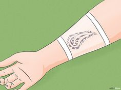 Comment prendre soin d'un nouveau tatouage: 13 étapes