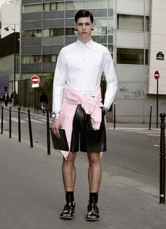 Givenchy Men's Fashion Pre-Spring 2013, the Entire Collection
