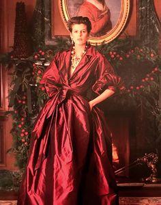 Victorian Christmas, 34c, Wrap Dress, Silk, Elegant, Dresses, Fashion, Classy, Vestidos
